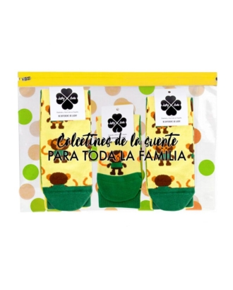 Calcetines Kit Family Monos