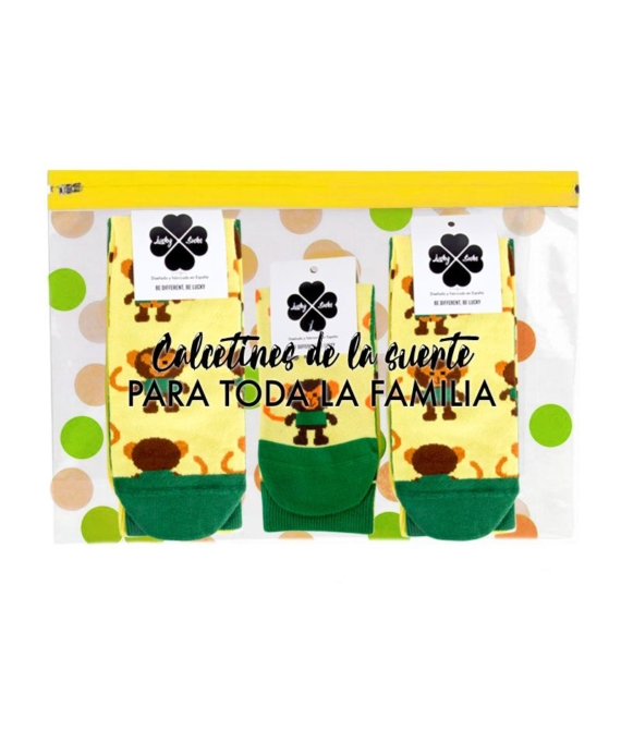 Calcetines Kit Family Monos